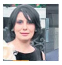 Bombonica  soţia lui Liviu Dragnea