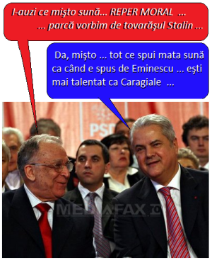 Iliescu - Năstase