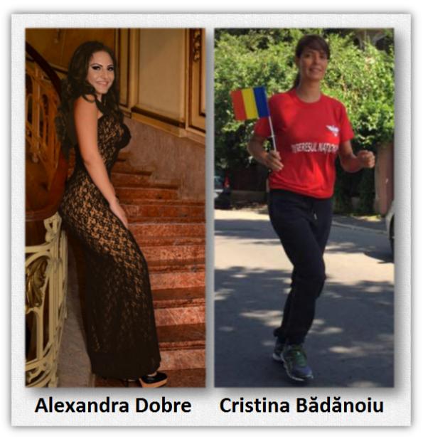 Alexandra Dobre, Cristina Bădănoiu