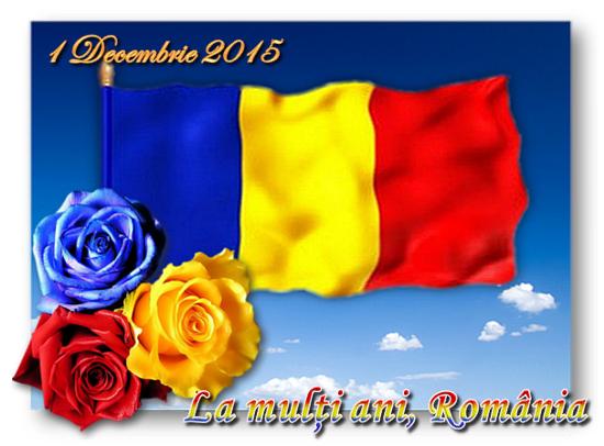 La mulți ani România !