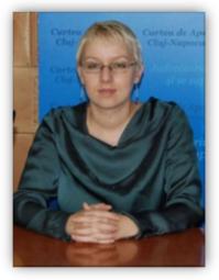 Judecătoarea Dana Gîrbovan .