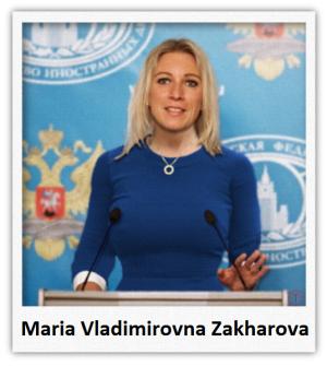 Maria Vladimirovna Zakharova