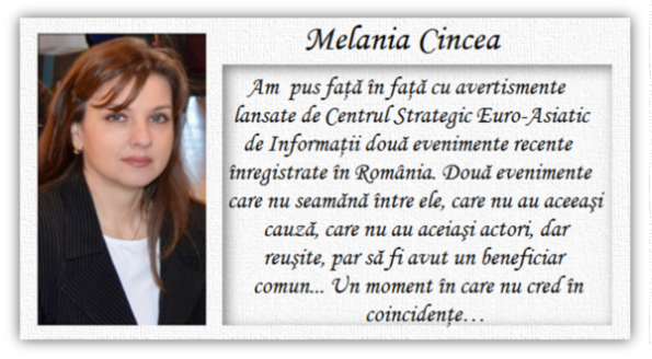 Melania CINCEA .