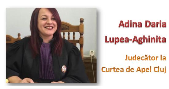 Adina Daria Lupea-Aghinita