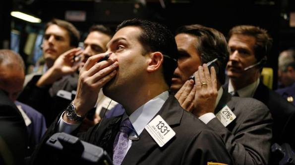 """Economia americană este la un pas de o """"recesiune iminentă"""", iar marile bănci îşi reduc estimările de creştere"""