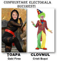 Gabriela Firea, CristianBușoi