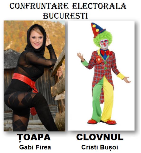 Gabriela Firea, Cristian Bușoi