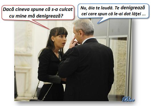 Liviu Dragnea, Cătălina Ştefănescu