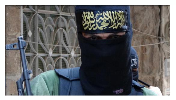 Luptător ISIS