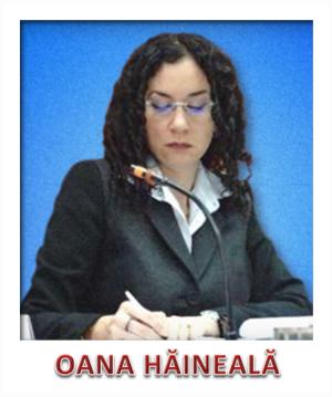 OANA HĂINEALĂ