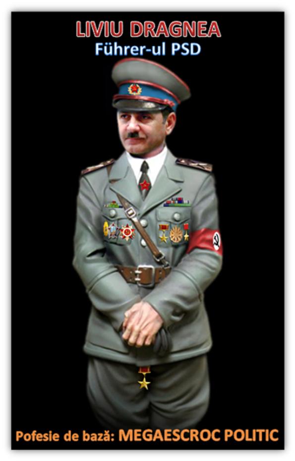 Liviu Dragnea - Führer-ul PSD