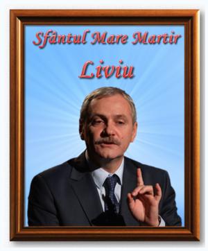 Sfântul Mare Martir Liviu