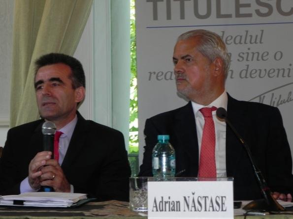Adrian Năstase - Fundația Titulescu 2