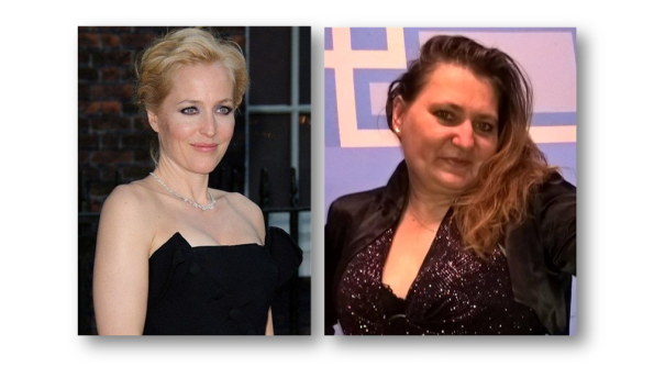 Dana Scully vs Gabriela Monica Pelin