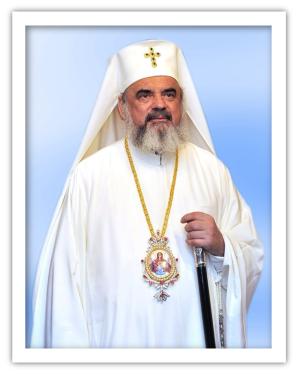 Preafericitul Daniel Patriarhul Bisericii Ortodoxe Române