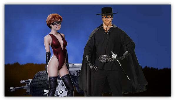Olguţa, Catwoman de Bănieia deschis drumul spre DNA lui Zgonea, Zorro de Dâmboviţa