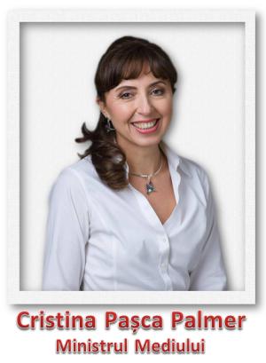 Cristina Pașca Palmer