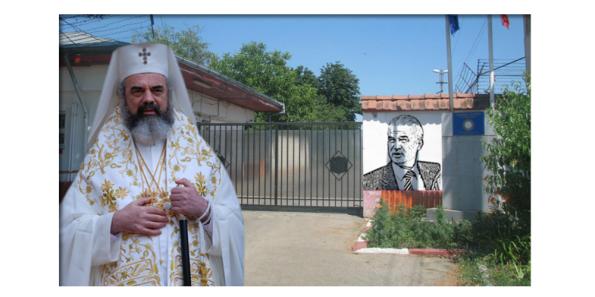 Patriarhul Daniel, Anghel Iordănescu, Jilava