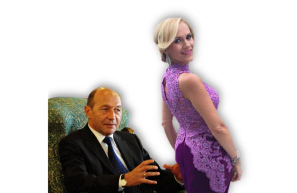 Traian Băsescu, GabrielA Firea