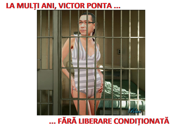 La mulți ani, Victot Ponta !