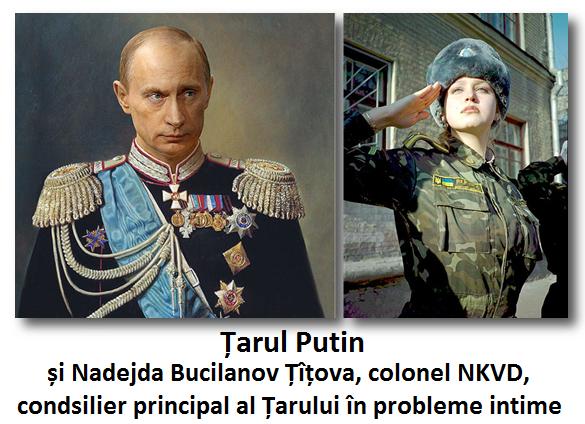 Țarul Putin