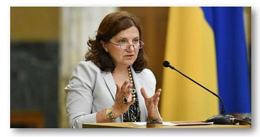 RALUCA PRUNĂ Ministrul care și-a permis să mină la CEDO