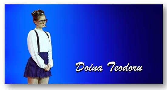 Doina Teodoru