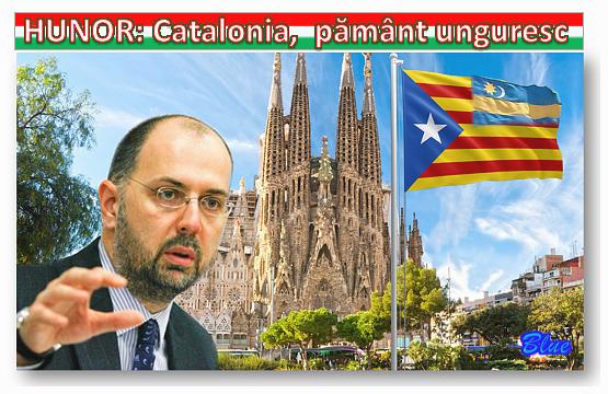 "KELEMEN HUNOR: ""Catalonia, pământ unguresc"""
