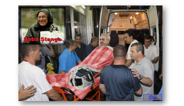 Imagini premonitorii de la arestarea lui Liviu Dragnea